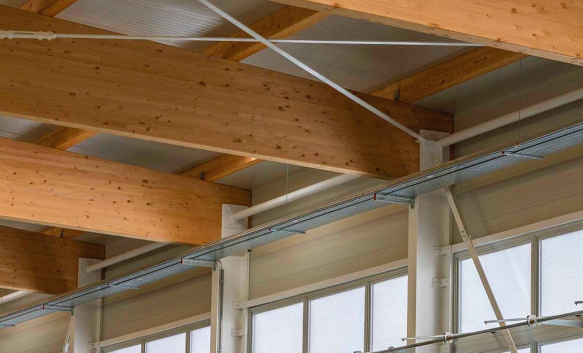 Finitura Legno Per Alimenti legno lamellare: i pregi di un materiale strutturale unico